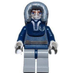 LEGO Anakin Skywalker (Parka, Clone Wars) Minifigura de Star Wars