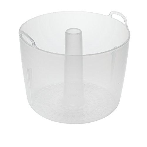 NUK 10256304 Baby Menu 4 in 1 Küchenmaschine, 900 ml Fassungsvolumen, Inkl. Rezeptheft mit Ernährungsplan - 4