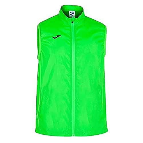 Joma Elite VII Chaleco, Hombre, Verde Fluor, L