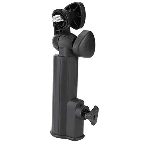 VGEBY Cart Umbrella Holder, Golf Push Trolley Umbrella Holder Adjustable Umbrella Stand Golf Cart Accessories