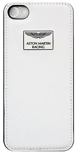 Aston Martin Racing - Custodia per iPhone 5 in Vera Pelle