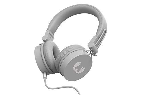 Fresh \'n Rebel Headphones Caps 2 | Kabelgebundene On-Ear Kopfhörer - Ice Grey