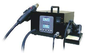Buy Discount GOWE 220V 2 in 1 SMD Rework Solder Soldering Irons