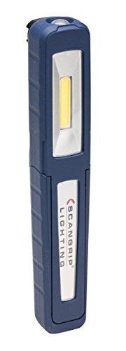 Scangrip 35420 Lighting 03.5420 LED-Stiftleuchte UNIPEN 80lm/Spot 50lm