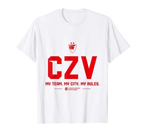 Teams - Crvena Zvezda MTS Belgrade (white) T-Shirt