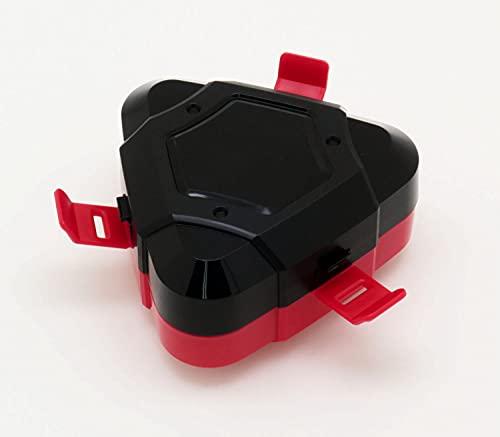 OSK弁当箱おにぎりケースタフメシ[爆弾おにぎりが作れる]ブラック日本製LS-35