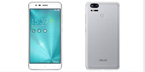 (Renewed) Asus Zenfone Zoom S (Silver, 64GB)