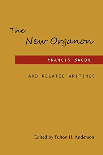 The New Organon and Related Writings