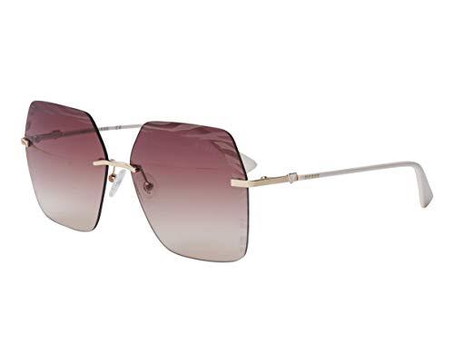 Guess occhiali da sole GU7693 32F occhiali Donna colore Oro lente marrone taglia 60 mm