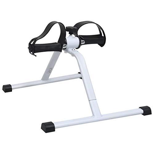 vidaXL Heimtrainer Mini-Kardiotrainer Arm- und Beintrainer Muskeltrainer Fahrradtrainer Pedaltrainer