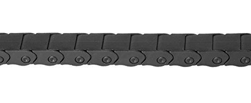 Messingschlager 2082835000 Ketten- Und Hosenschutz, schwarz, 40 x 20 x 20 cm