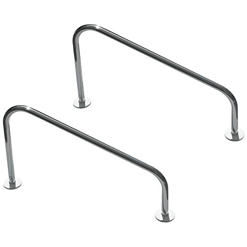 S.R.Smith 50-902 Deck Mounted Stair Rail for Pools