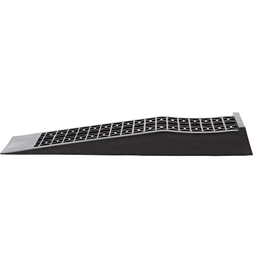 Discount Ramps 6009-V2 Low Profile Plastic Car Service Ramps – 2 Pack
