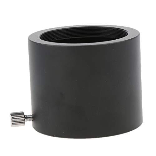 prasku Adaptador de Telescopios de 2'para Telescopio Schmidt-Cassegrain + Compresión de Latón - Negro