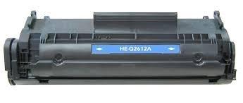 Bramacartuchos - Tóner compatible Hp Q2612A. (2000 copias) HP Laserjet 1010, 1012, 1015, 1018, 1020, 1022, 1022n, 3015, 3020, 3030, 3036, 3050, 3052, 3055, M1005 MFP, M1319.