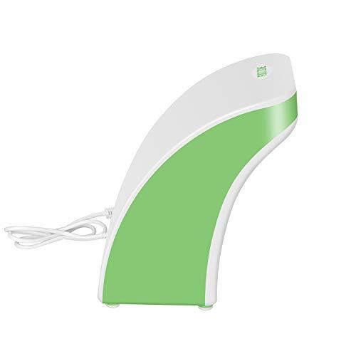 Kecheer Handdroger, automatische handvoetdroger met HEPA-filter, hoge snelheid luchtblazer, hetelucht-koude lucht-handdroger zonder boren sneldrogende handdroger