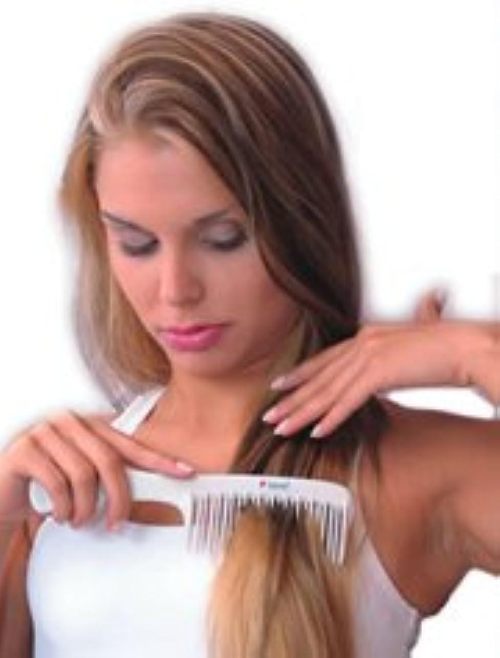 評価する最も特性?ブラジル美容業界で大ヒット?INVEL(インヴェル)BIOヘアブラシ3本セット