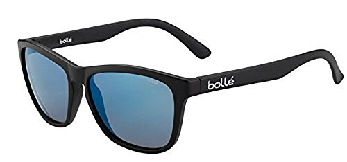 bollé 473, Sonnenbrille Unisex Erwachsene M Matte Black