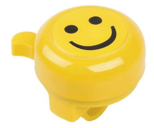 RTV Fahrrad-Glocke gelb Smiley