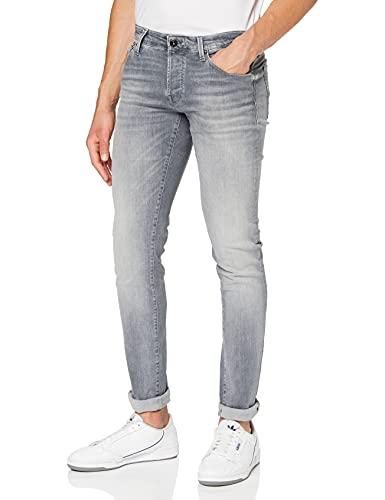 JACK & JONES Male Slim Fit Jeans Glenn ICON JJ 257 50SPS 3032Grey Denim