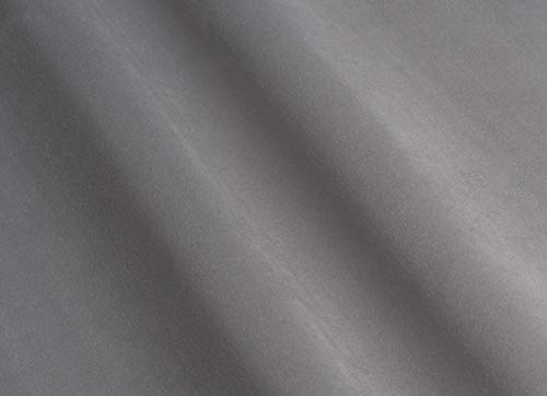 GGM Microfaserstoff/Polsterstoff Alcantara Optik (Smoke)