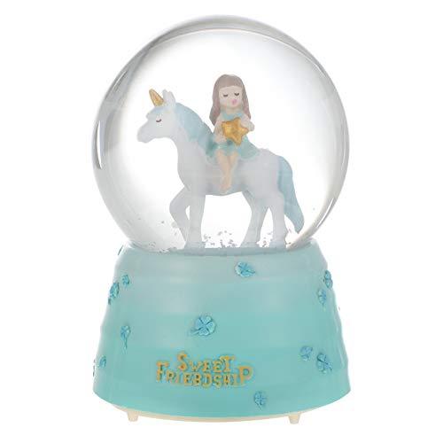 estatua unicornio de la marca ABOOFAN