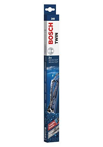 Bosch Scheibenwischer Twin 340, Länge: 340mm/340mm – Set für Frontscheibe