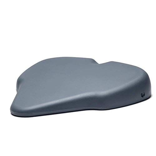 SITTS Posture Support Wedge Seat Cushion   Ergonomic Posture Correction Support   Pelvic Cushion for Pain Relief   Car Cushion   Foam Chair Cushion for Office   Meditation Cushion (Very Firm, 2.5 in)