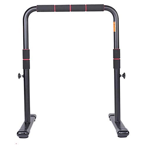 HGXC Barra de flexión y extensión de Brazo de Soporte Vertical Pull-up Equipo de Fitness Interior para el hogar Equipo de Ejercicio para el hogar