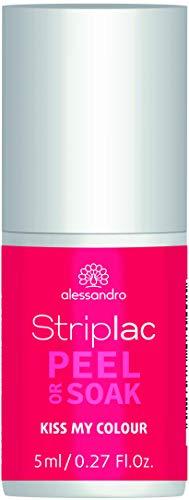 alessandro Striplac Kiss My Colour - LED Nagellack Pink, 5 ml
