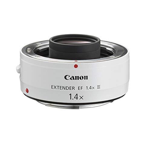 Canon EF 1.4X III - Adaptador para Objetivos de cámaras Canon EF 70-200mm f/2.8L, EF...