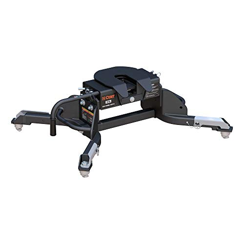 CURT 16041 E16 5th Wheel Hitch for Ram Puck System, 16,000 lbs