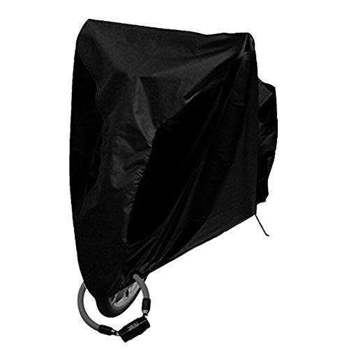 Housse De Velo Housse Velo Exterieur Protection Bache Velo Exterieur Housse Velo Pliant Housse Velo Elliptique Vélo Accessoires Accessoires De Vélo De Montagne Accessoires Vélo Black,XL