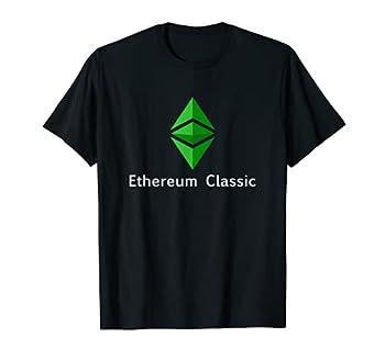 Ethereum Classic Hodl - ETC Coin Crypto Trader Men Women Kid T-Shirt