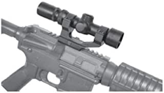 Command Arms CAA Dual Scope Rings for Various Sizes, 1-1.8-Inch