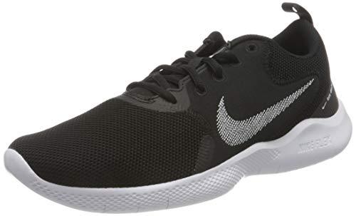 Nike Men's Flex Experience RN 10 Running Shoe, Black White, 8