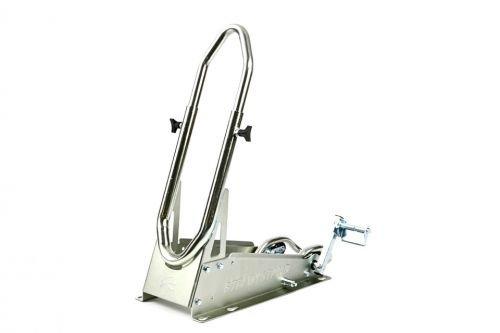 Preisvergleich Produktbild Motorrad Aufbockständer Motorradständer Steadystand Cross für 18 bis 21 Zoll Reifen