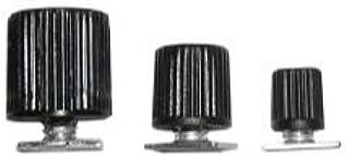 "Vim Products MR-SA Magrails Tl 1/4"" Socket Studs & T Bolt, 10 Pack"