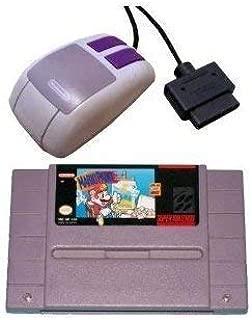 Mario Paint & Super NES Mouse (Super Nintendo) SNES Game