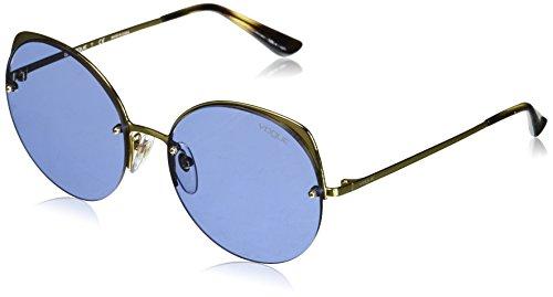 Vogue 0vo4081s 280/76 55 Gafas de sol, Gold, Mujer