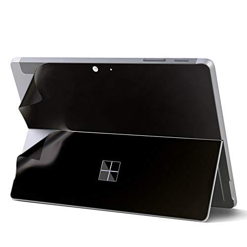 DolDer Microsoft Surface Go 2 Skin Aufkleber Designfolie Sticker Schutzhaut kompatibel mit Surface Go 2 (schrwaz)