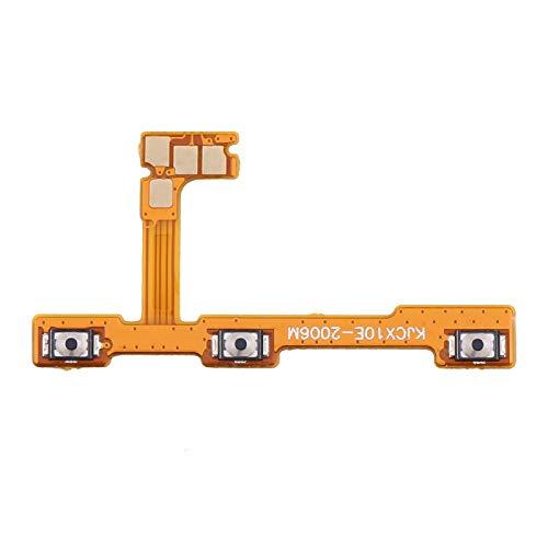 un known Reemplazo Compatible Botón de Encendido y Cable de Volumen Flex Cable para Huawei Honor 9A Accesorio