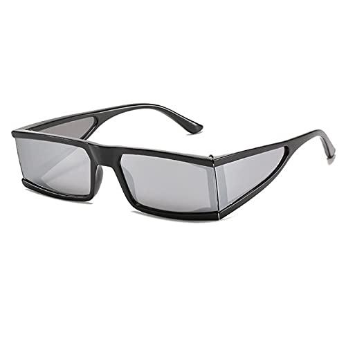 NBJSL Gafas de sol clásicas retro para mujer Gafas de sol cuadradas Gafas de sol vintage para mujer (caja de embalaje exquisita)
