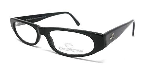 Enox - Gafas de visión para mujer 165 510 negro rectangular vintage