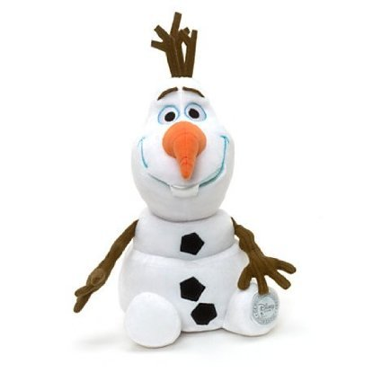 Disney Olaf From Frozen Extra Large Jumbo Plush Cuddly Soft 23' Doll Toy