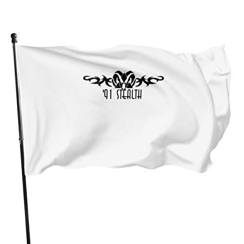 Generic Brands - Banderas de bandera de Dodge Stealth