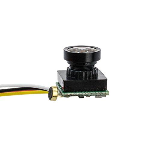Mini Spionagecamera 205 M-WD 5 miljoen pixels groothoek Bullet Camera Pinhole gatcamera, verborgen camera, Spy Cam lichtsterke video en foto van Kobert-Goods