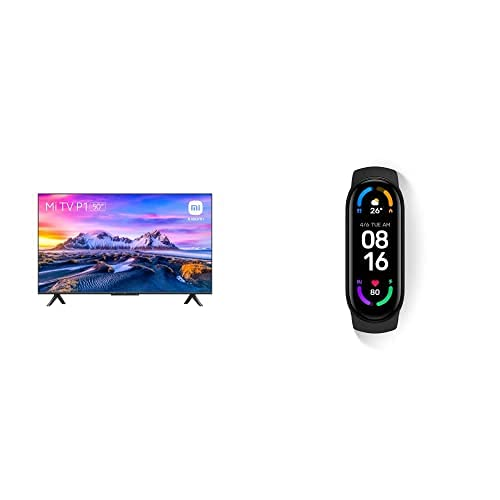 Xiaomi Smart UHD TV P1 50 Pulgadas + Xiaomi Smart Band 6