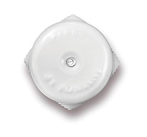 Fontini Garby–Box UPC Porzellan weiß Garby Durchmesser 72mm
