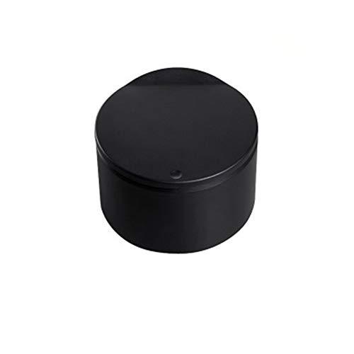 Lpiotyuljt Cubo Basura Reciclaje, Basura Can Hogar Cocina Opciones de Multicolor de plástico (13 * 19cm) Mini Mesa de Comedor nórdica Creativa Basura de Mesa y diseño Simple con Tapa (Color : C)